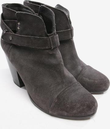 rag & bone Dress Boots in 40 in Grey