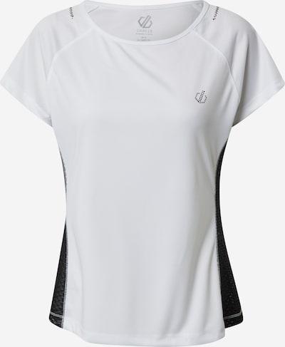 DARE2B Tehnička sportska majica 'You're A Gem' u crna / bijela, Pregled proizvoda
