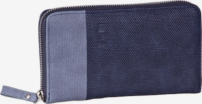 ZWEI Portemonnaie ' Eva ' in blau / nachtblau, Produktansicht