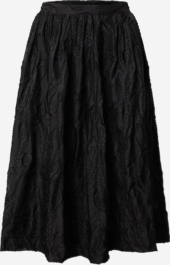 Stella Nova Rok 'Phine' in de kleur Zwart, Productweergave
