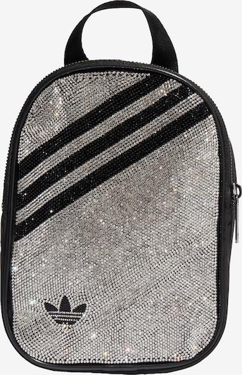 ADIDAS ORIGINALS Rugzak in de kleur Zwart / Zilver, Productweergave