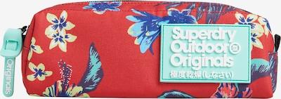 Superdry Boîte/panier en rouge, Vue avec produit