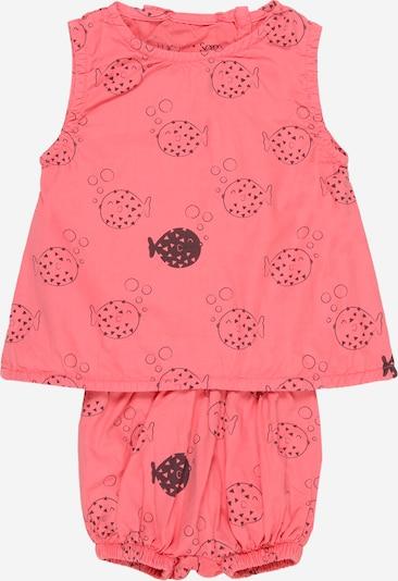 Lucy & Sam Set in pink / schwarz, Produktansicht