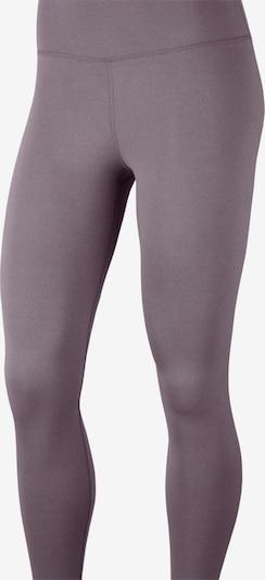NIKE Sporthose in lila, Produktansicht