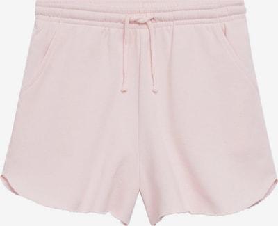 MANGO TEEN COLLECTION Панталон в пастелно розово, Преглед на продукта