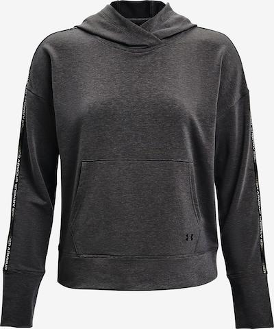 UNDER ARMOUR Athletic Sweatshirt 'Rival' in Dark grey, Item view