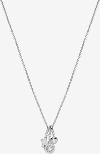 Lanțuri FOSSIL pe argintiu / transparent, Vizualizare produs