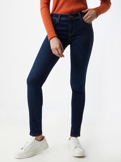 Salsa Jeans i mørkeblå, Modelvisning