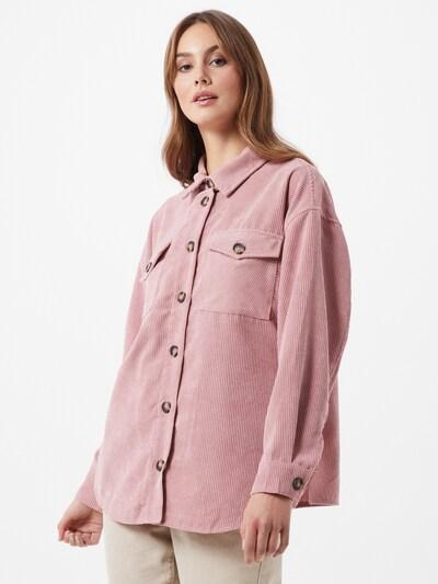 Bluză 'Savisa' Moves pe roz pal, Vizualizare model
