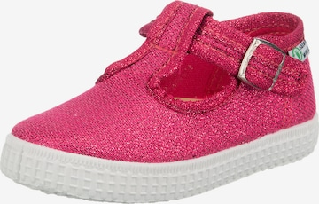 natural world Schuh in Pink