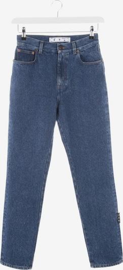 Off-White Jeans in 26 in blau, Produktansicht