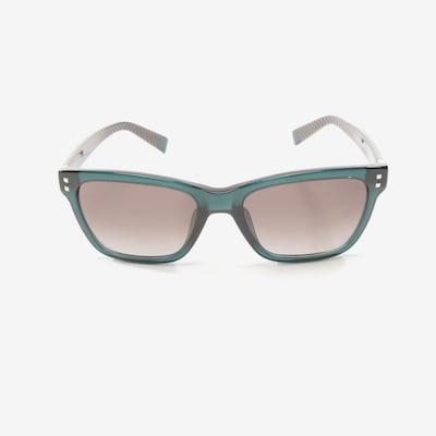 FURLA Sonnenbrille in One Size in grau / grün, Produktansicht