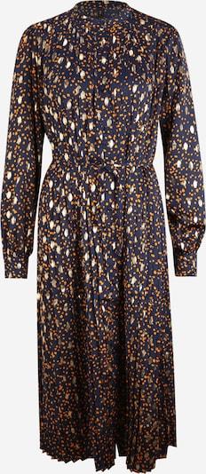 Y.A.S (Tall) Košilové šaty 'SKYRA' - tmavě modrá / měděná / oranžová, Produkt
