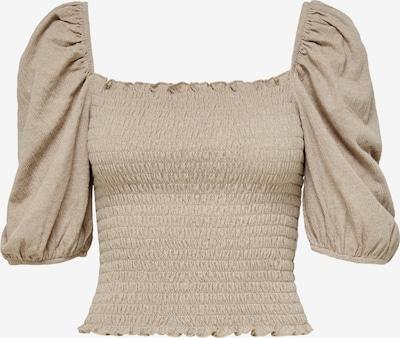 Bluză 'Nalena' ONLY pe maro cămilă, Vizualizare produs