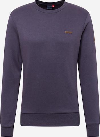 Ragwear Sweatshirt 'INDIE' in Blau
