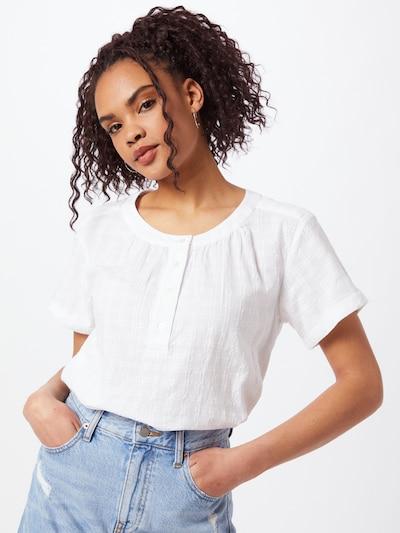 GAP Bluse in offwhite, Modelansicht