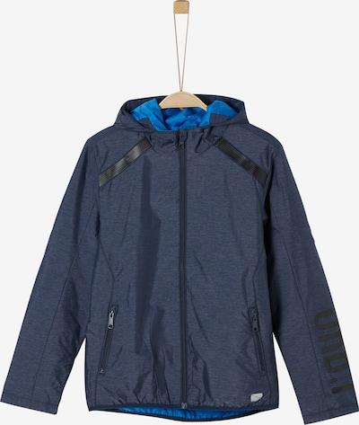 s.Oliver Jacke in blau / nachtblau, Produktansicht