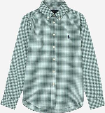 Polo Ralph Lauren Triiksärk, värv roheline