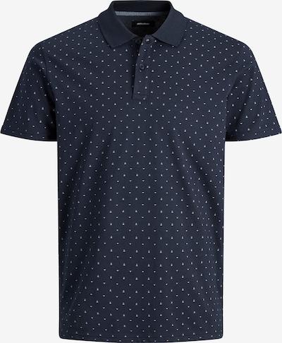 JACK & JONES Shirt 'Atlanta' in Beige / Navy / Off white, Item view