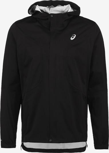 ASICS Sportjacke in schwarz, Produktansicht