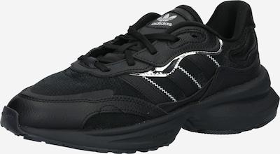 Sneaker low 'Zentic' ADIDAS ORIGINALS pe negru / alb, Vizualizare produs