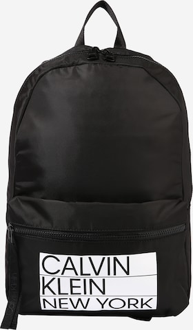 Rucsac de la Calvin Klein pe negru