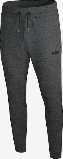 JAKO Sporthose in dunkelgrau / schwarz, Produktansicht