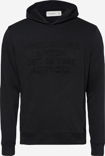 Abercrombie & Fitch Sweatshirt in schwarz, Produktansicht