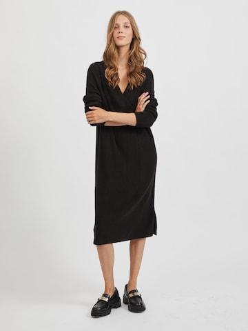 VILA Kleid 'Madelia' - Čierna