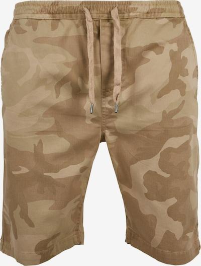Pantaloni Urban Classics pe ecru / nisipiu / oliv, Vizualizare produs