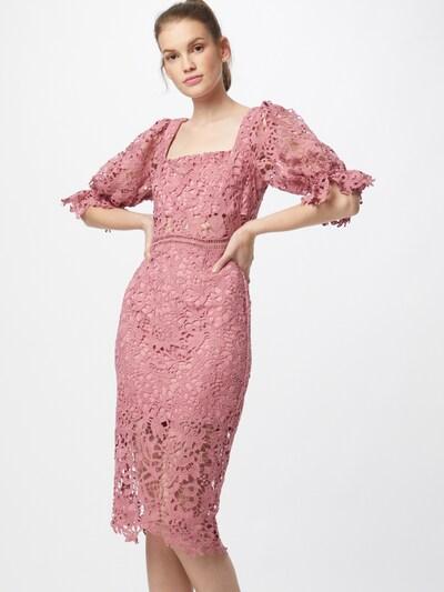 Love Triangle Kleid 'ALLEGRA' in altrosa, Modelansicht