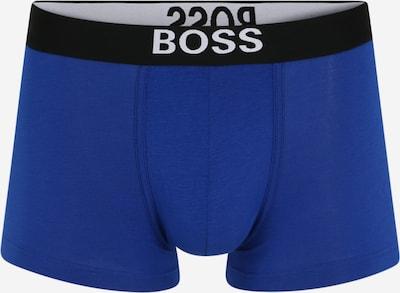 BOSS Boxershorts 'Identity' in de kleur Blauw / Zwart / Wit, Productweergave
