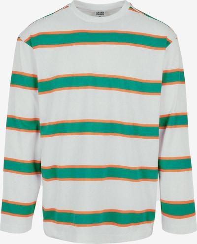 szürke / zöld / narancs Urban Classics Póló, Termék nézet