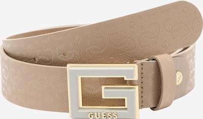 GUESS Belt 'Blane' in Beige / Gold, Item view