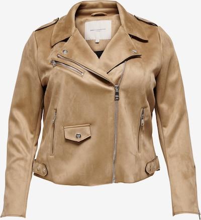 ONLY Carmakoma Prijelazna jakna 'Sherry' u karamela, Pregled proizvoda