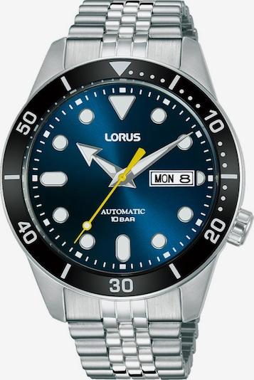 LORUS Analoguhr äLorus Automatik, RL449AX9ä in nachtblau / silber, Produktansicht