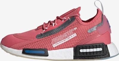 ADIDAS ORIGINALS Sneaker 'NMD_R1 Spectoo' in grau / altrosa / schwarz, Produktansicht