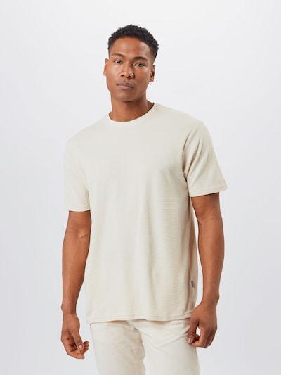 !Solid Koszulka 'Reinhard' w kolorze kremowym: Widok z przodu