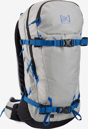 BURTON Sportrugzak 'Ak Incline' in de kleur Kobaltblauw / Grijs / Zwart, Productweergave