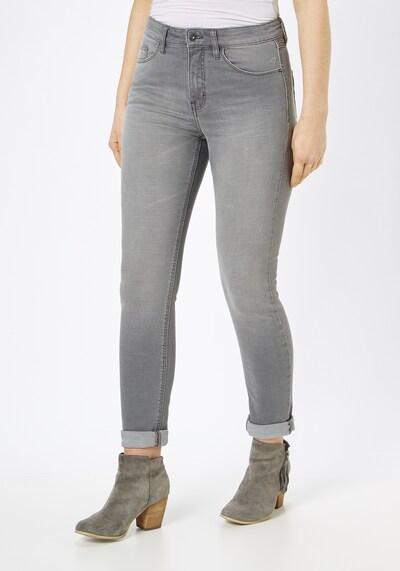 PADDOCKS Jeans in grau, Modelansicht