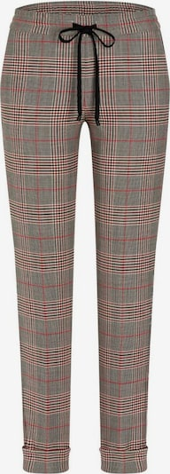 Cambio Pants in Beige / Red, Item view