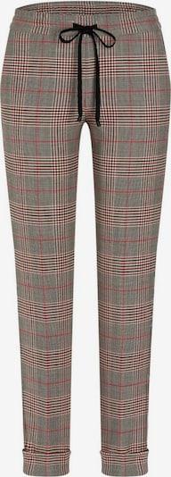 Cambio Hosen in beige / rot, Produktansicht