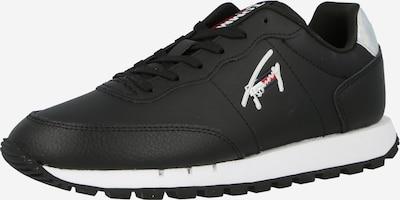 Sneaker low Tommy Jeans pe negru / alb, Vizualizare produs