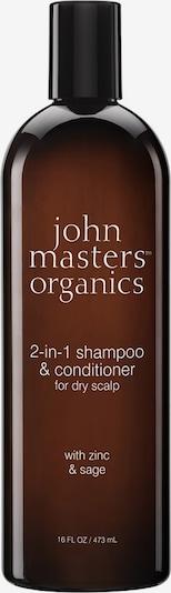 john masters organics Haarpflege '2-in-1 Shampoo & Conditioner' in transparent, Produktansicht