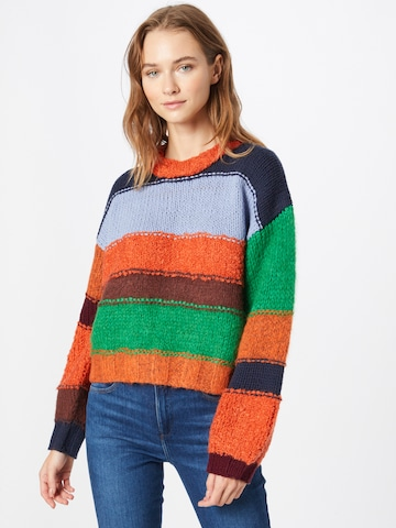 Résumé Pullover 'Galeb' in Mixed colours