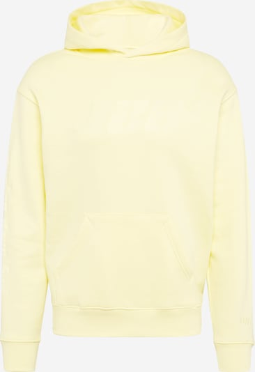 ABOUT YOU x Mero Sweatshirt '428' in Yellow, Item view