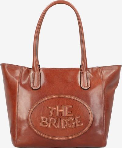 The Bridge Cabas 'Penelope' en marron, Vue avec produit