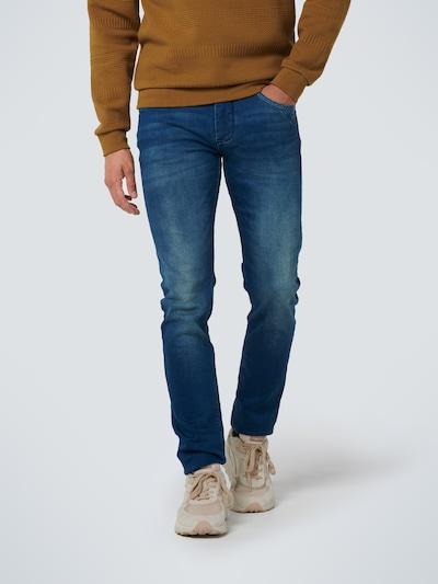 No Excess Jeans in blue denim, Modelansicht