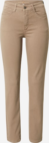 MAC Jeans 'Dream' in Brown