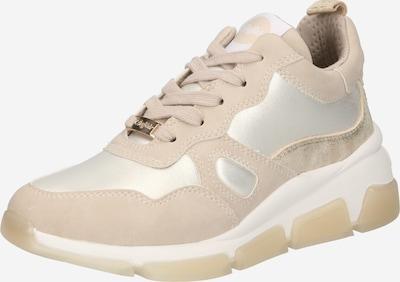 BUFFALO Tenisky 'BATTER SOFT' - šedobéžová / perlově bílá, Produkt